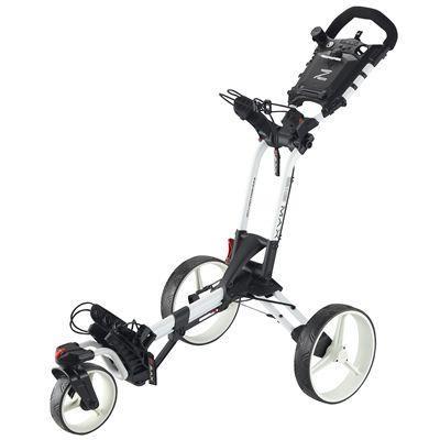 Big Max Z 360 golfový vozík, bílý