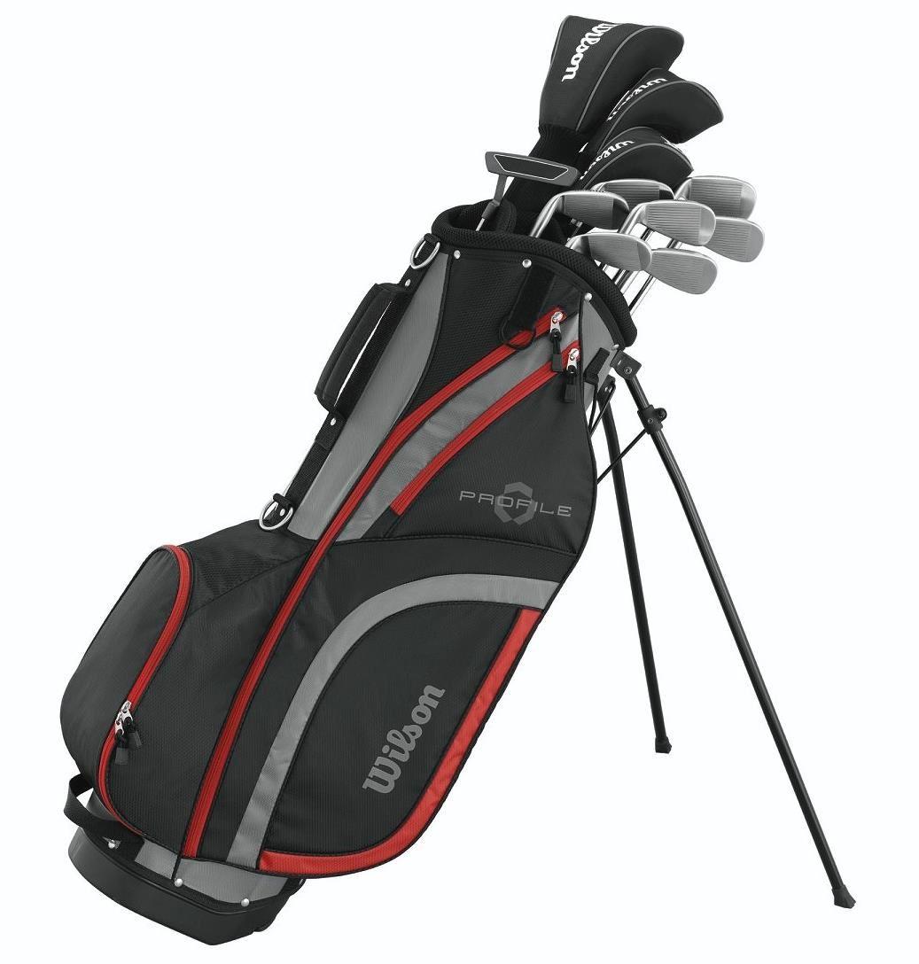 Wilson Profile XLS pánský golfový set, grafit, pravý