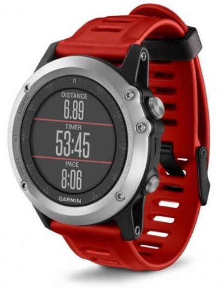 Garmin fenix3 Silver gps chytré hodinky