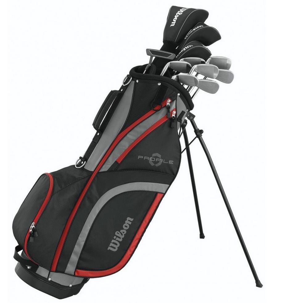 """Wilson Profile XLS pánský golfový set, ocel, pravý, +1"""""""