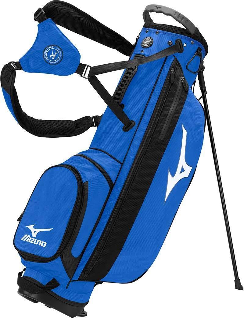 Mizuno Comp stand bag, modrý