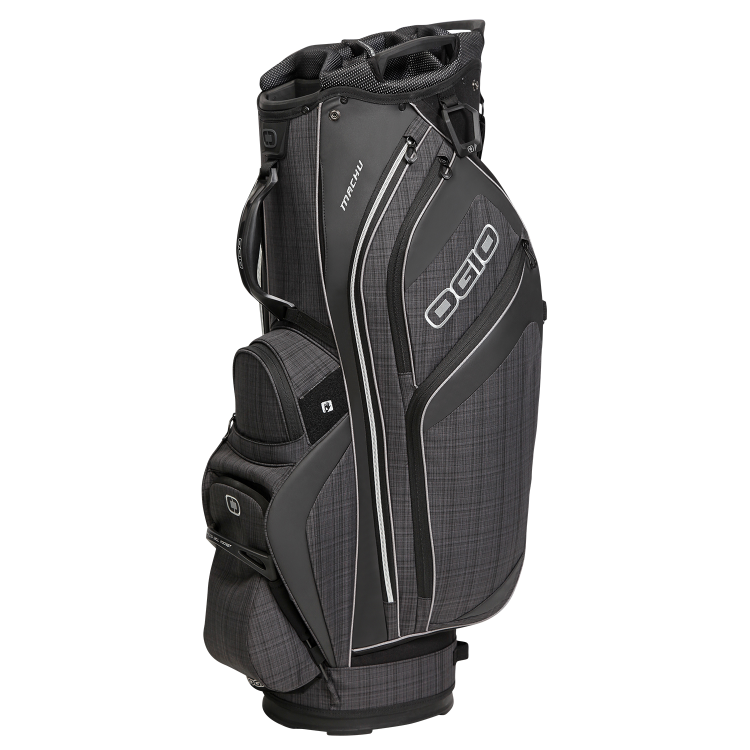 Ogio Machu cart bag, černý