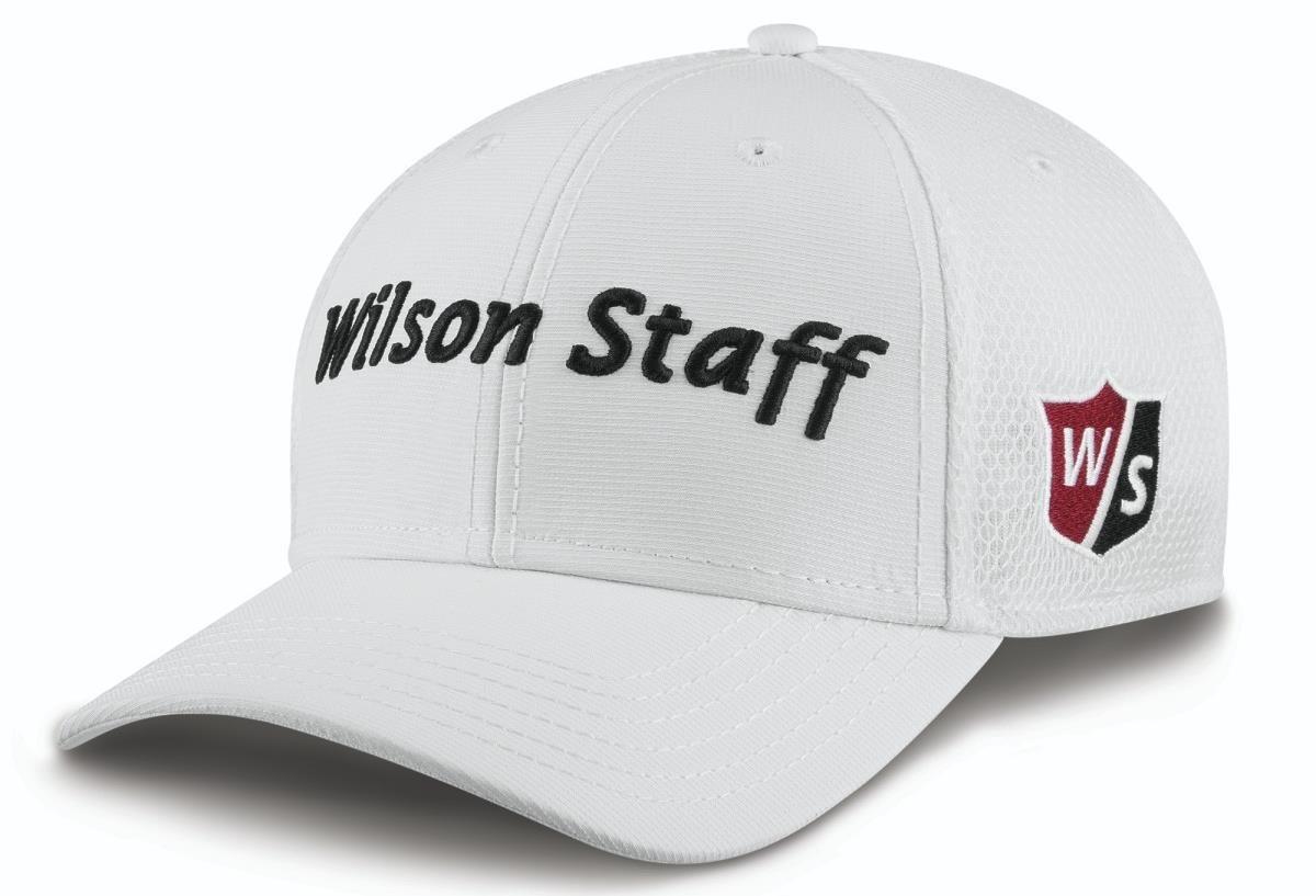 Wilson Tour Mesh kšiltovka, bílá