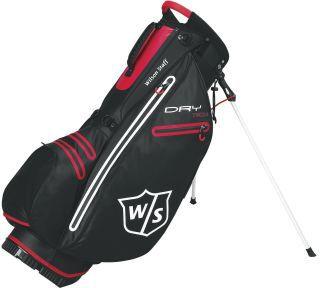 Wilson Staff Dry Tech stand bag, černý