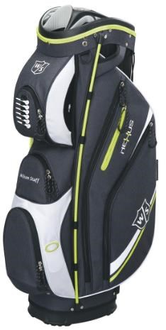 Wilson Nexus II cart bag, černo/zelený