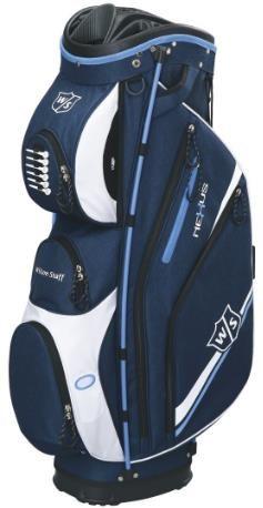 Wilson Nexus II cart bag, modrý