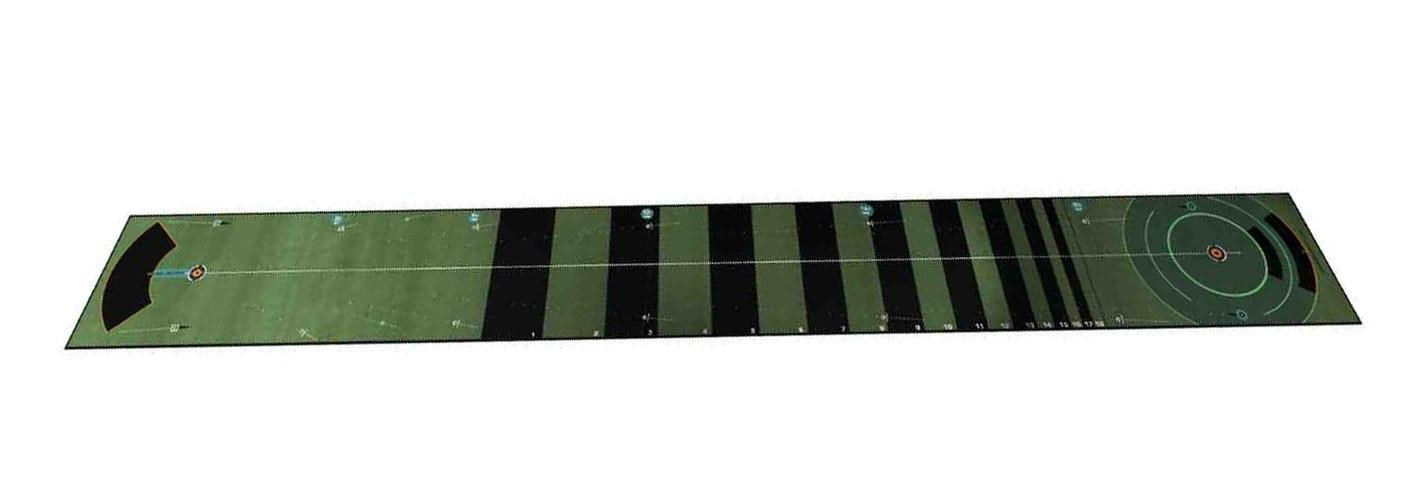 Welling patovací koberec, 8m x 95 cm