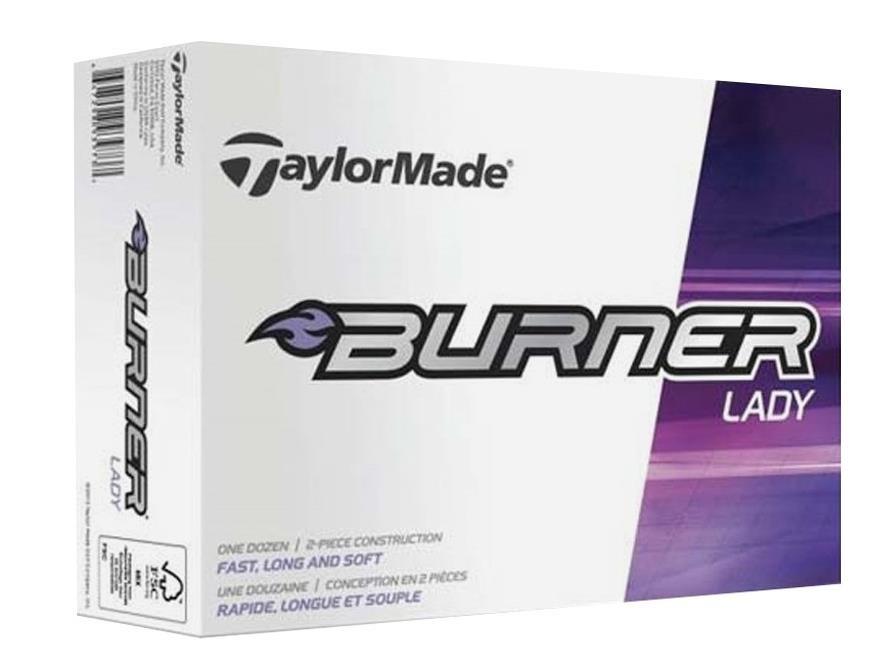 TaylorMade Burner Lady golfové míčky