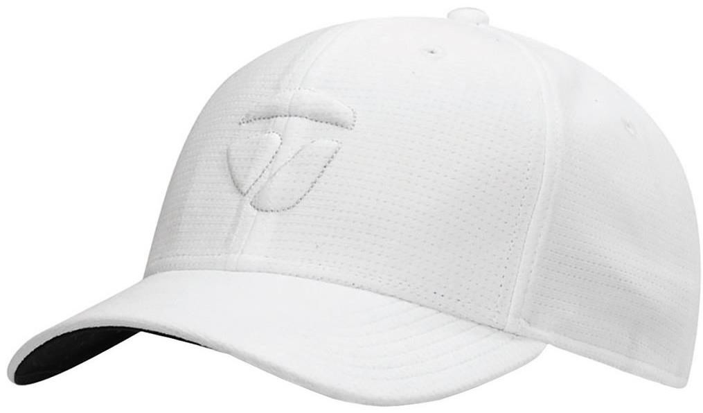 TaylorMade T-Bug golfová kšiltovka, bílá