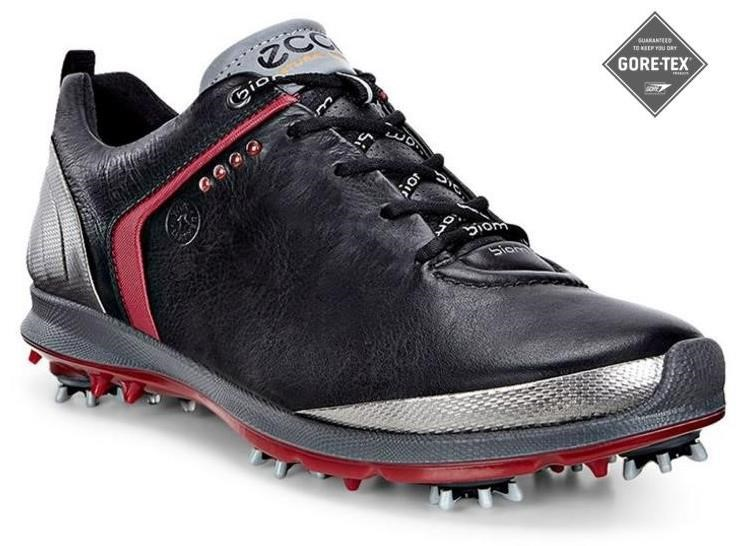 Ecco Biom G2 Gore-Tex pánské boty, černé standardní, černá, 11