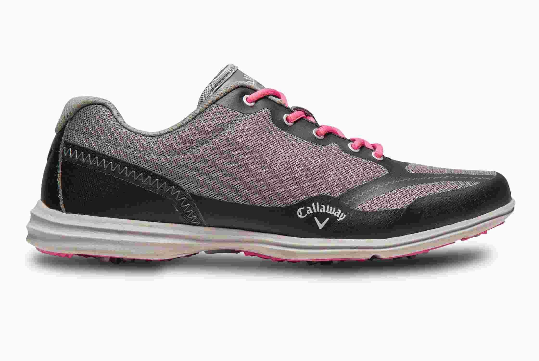 Callaway Solaire II dámské boty, černé rozšířená, černá, 8,5