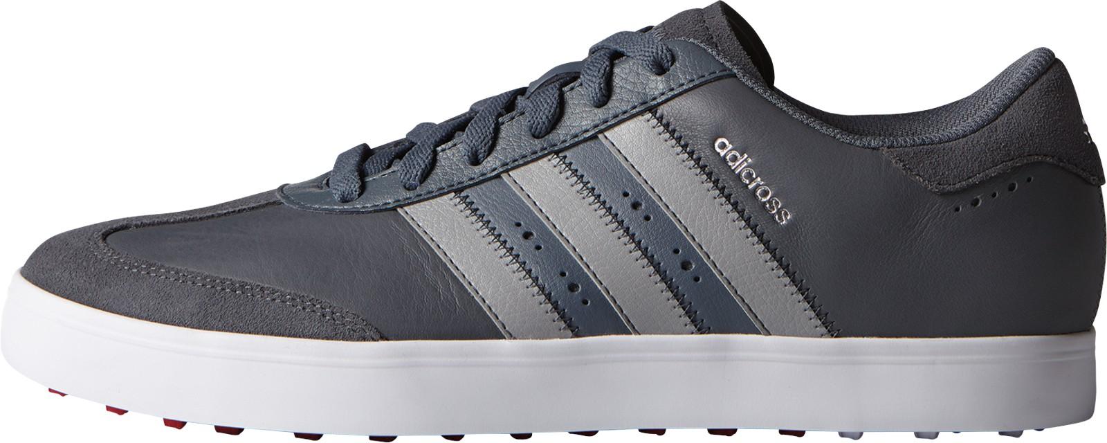 Adidas adicross V pánské boty, šedé standardní, šedá, 6,5