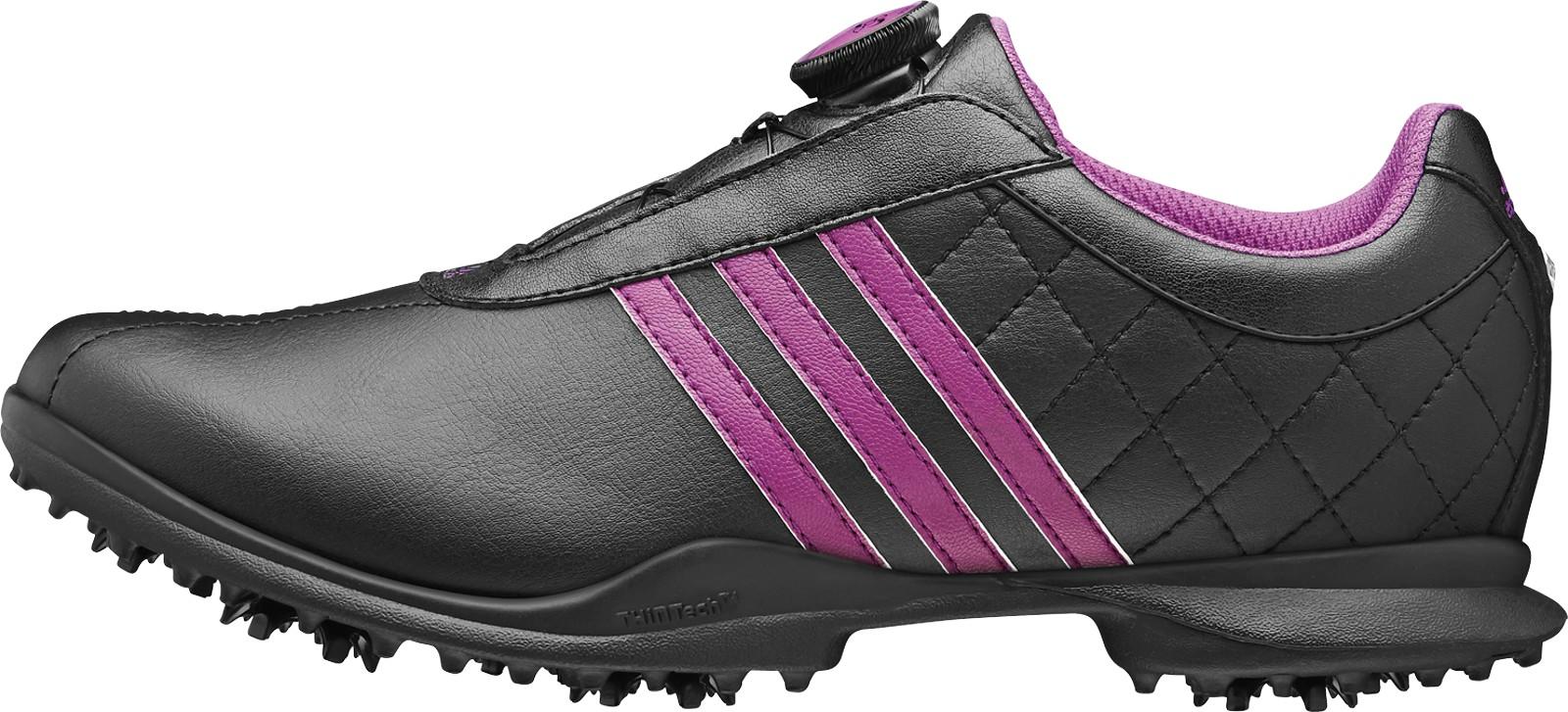 Adidas Driver BOA dámské boty, černé černá, standardní, 4