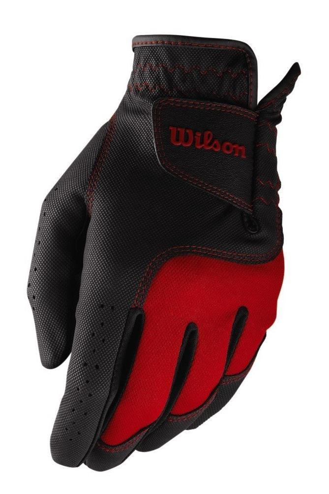 Wilson Junior dětská rukavice, černá levá (pro praváky), L