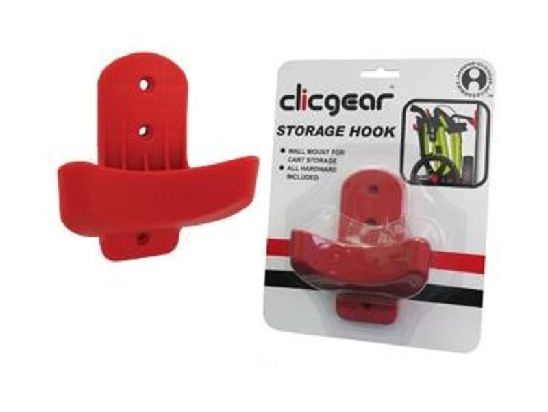 Clicgear Storage Hook držák vozíku na stěnu
