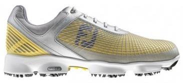 FootJoy HyperFlex pánské golfové boty, bílo/šedé bílo/stříbrná, standardní, 7,5