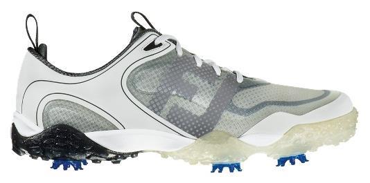 FootJoy FreeStyle pánské golfové boty, bílé bílá, standardní, 9