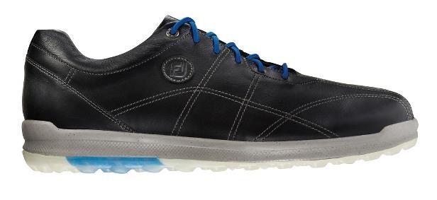 FootJoy Versaluxe pánské golfové boty, černé černá, standardní, 9