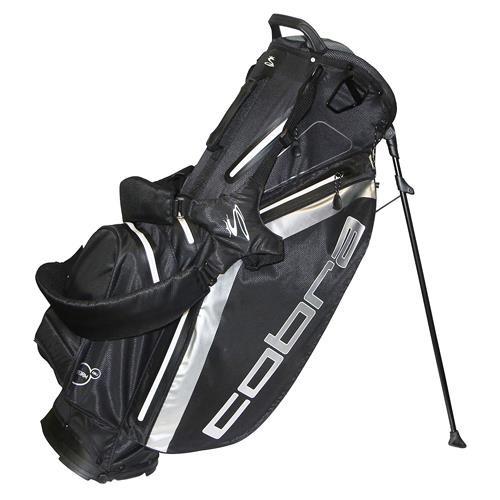 Cobra Dry Tech stand bag, černý