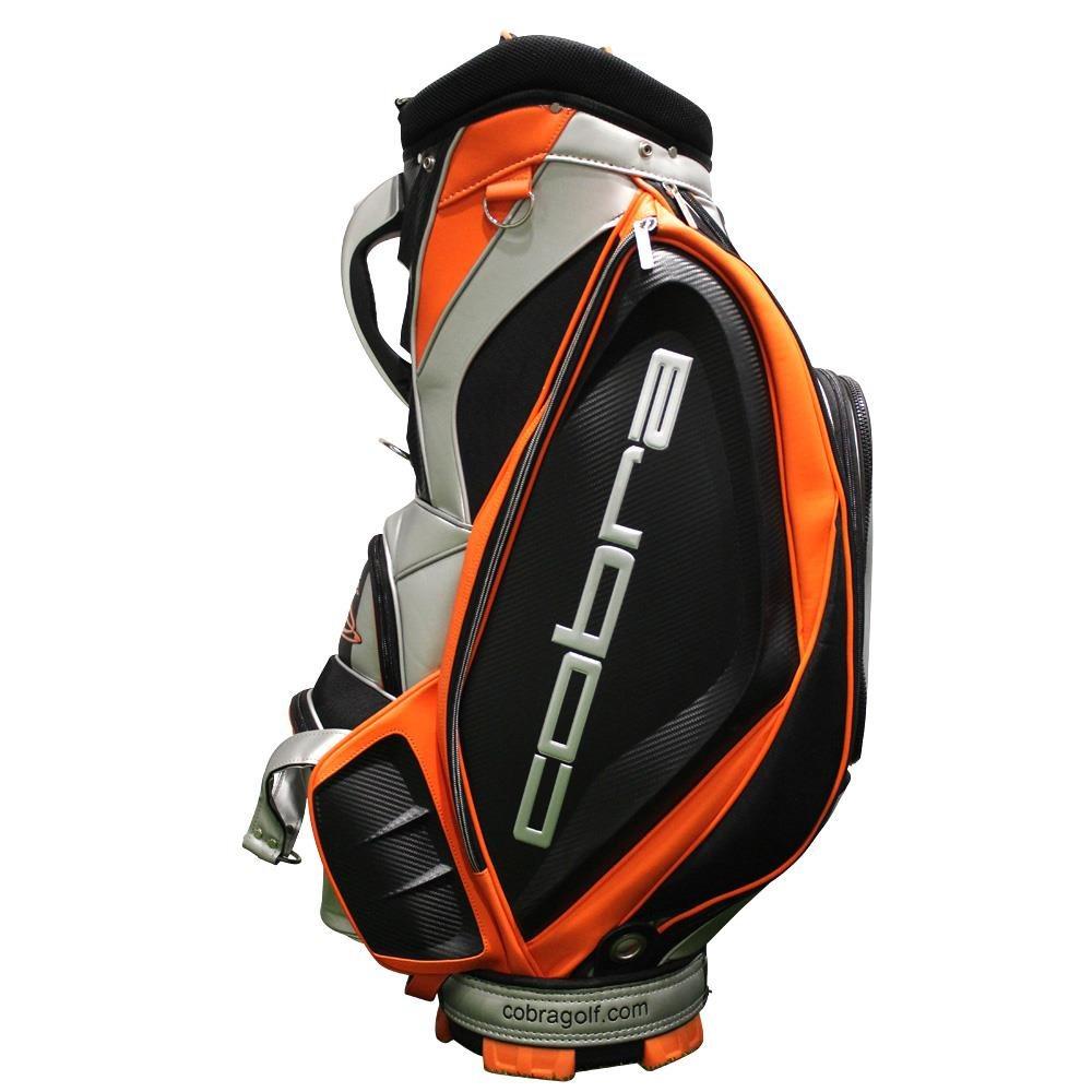 Cobra Staff bag, černo/oranžový