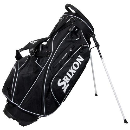 Srixon SRX stand bag, černo/bílý