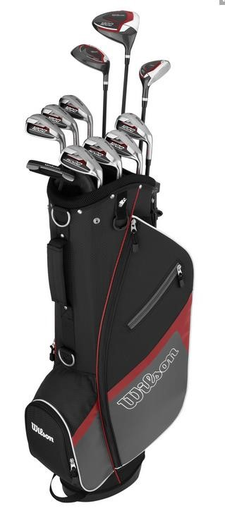 Wilson 1200 XV pánský golfový set, ocel, pravý