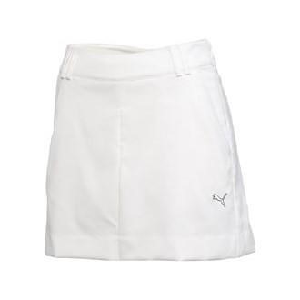 Puma Golf Tech dámská sukně, bílá 34
