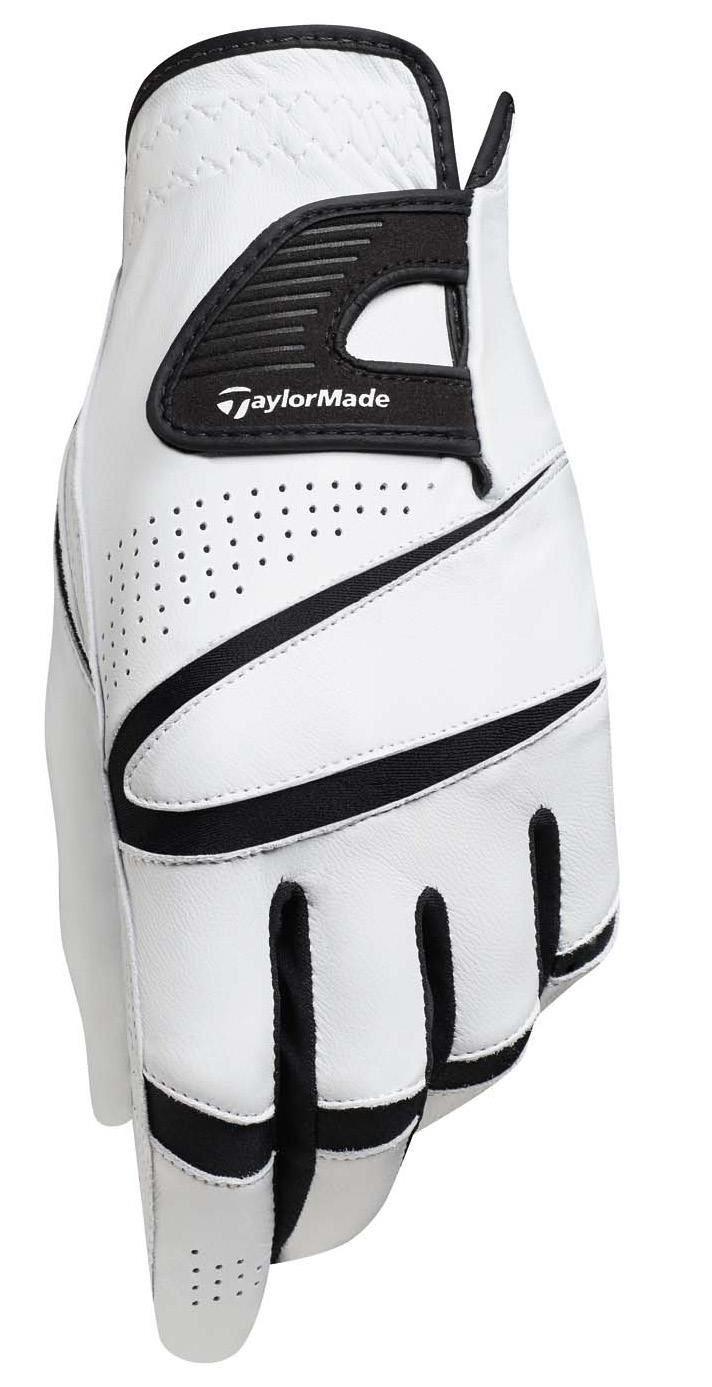 TaylorMade Stratus Sport pánská rukavice bílá, levá (pro praváky), S