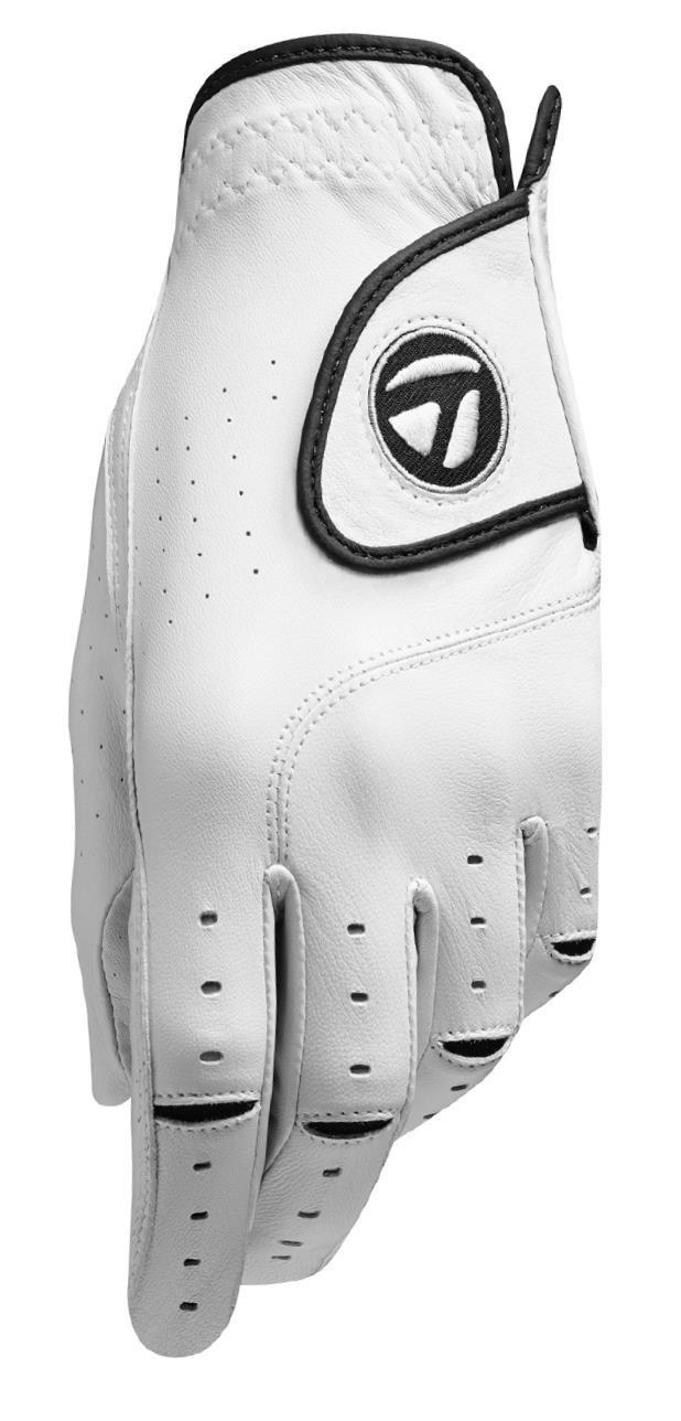 TaylorMade Targa pánská rukavice bílá, levá (pro praváky), S