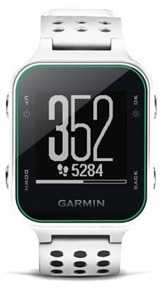 Garmin Approach S20 White Lifetime GPS hodinky