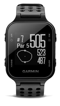 Garmin Approach S20 Black Lifetime GPS hodinky