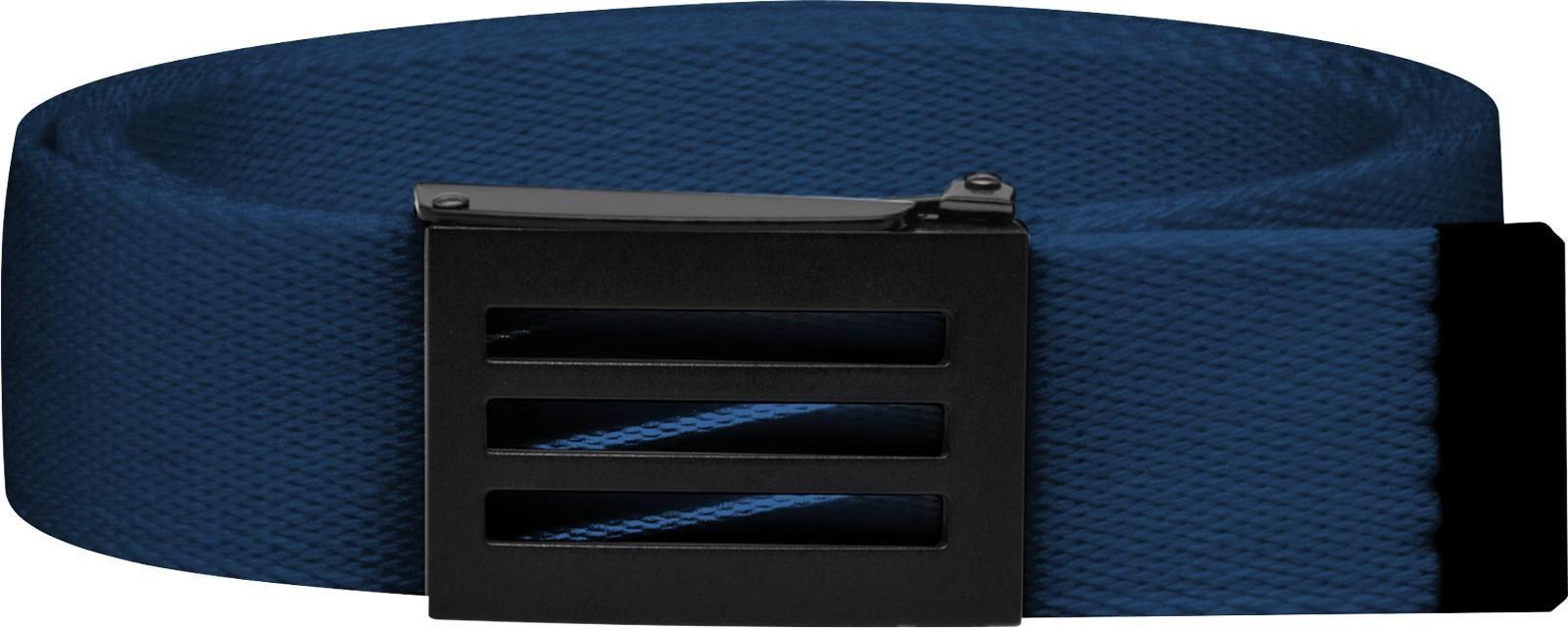 Adidas webbing opasek, modrý
