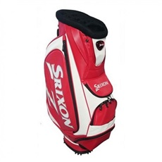 Srixon SRX Tour cart bag, červeno/bílý