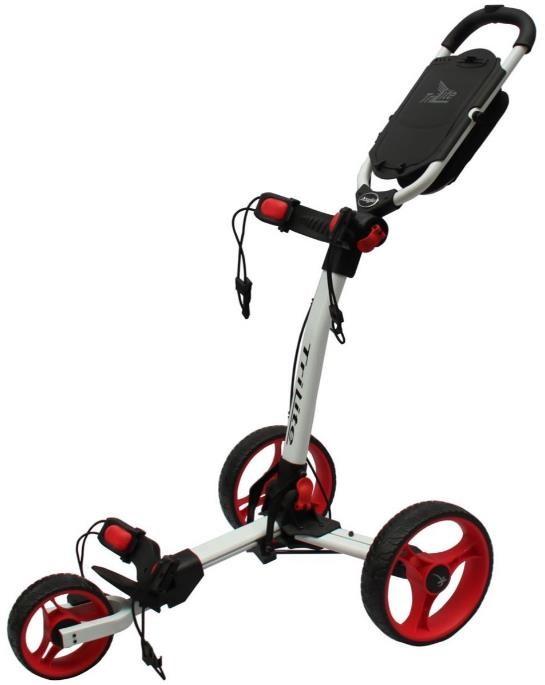 Axglo TriLite golfový vozík, bílý