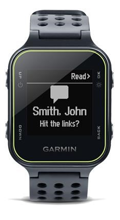 Garmin Approach S20 Slate Lifetime GPS hodinky