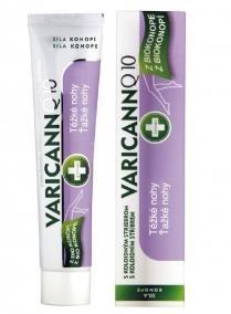 Konopný gel Varicann Q10 75 ml