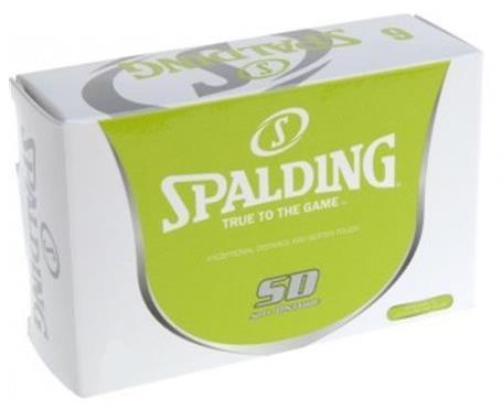 Spalding Soft Feel golfové míčky