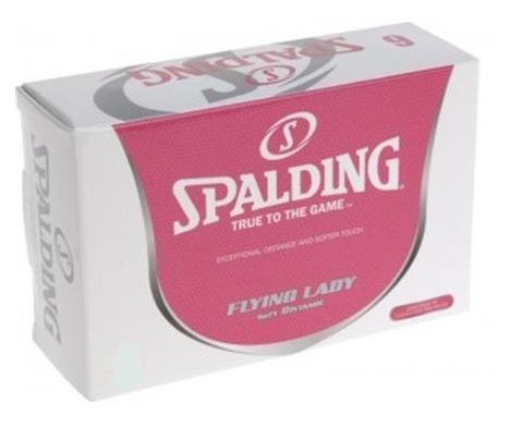 Spalding Flying dámské golfové míčky