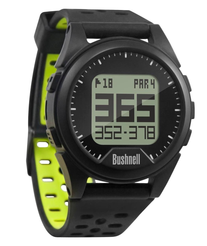 Bushnell NEO ION gps hodinky, černo/zelené