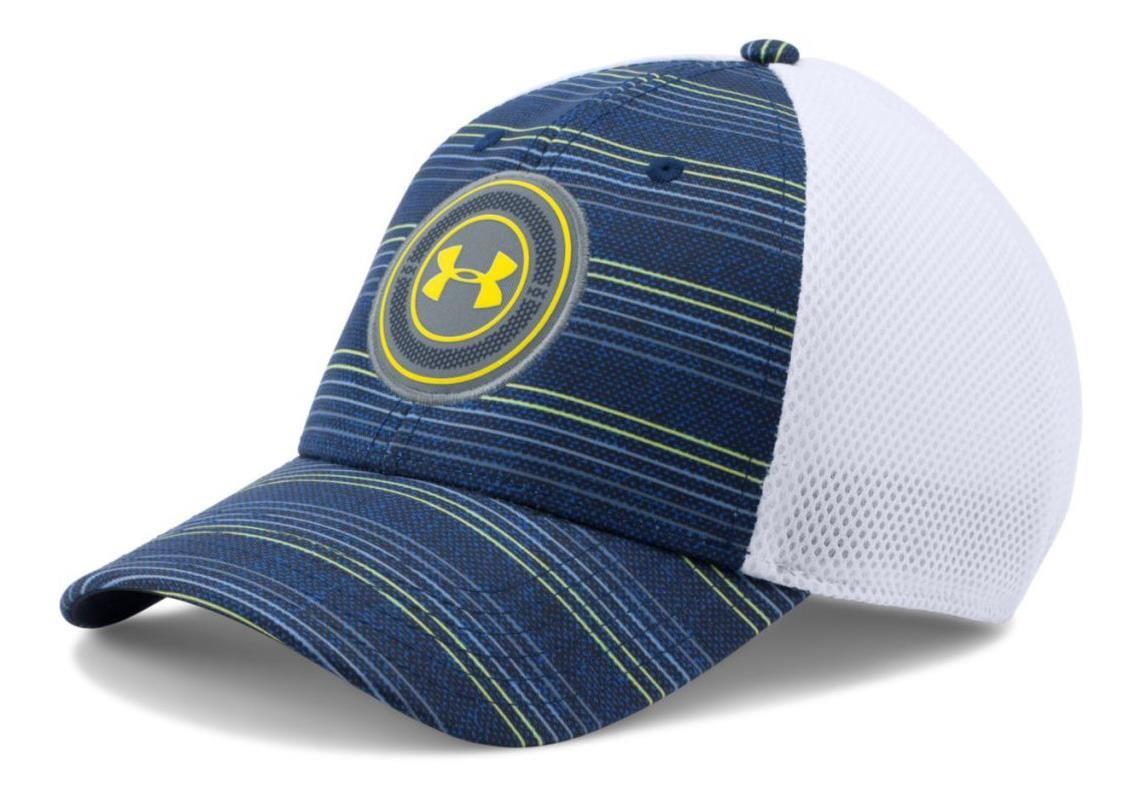 Under Armour Eagle 3.0 pánská golfová kšiltovka pánské, kšiltovka, L/XL, modrá/bílá