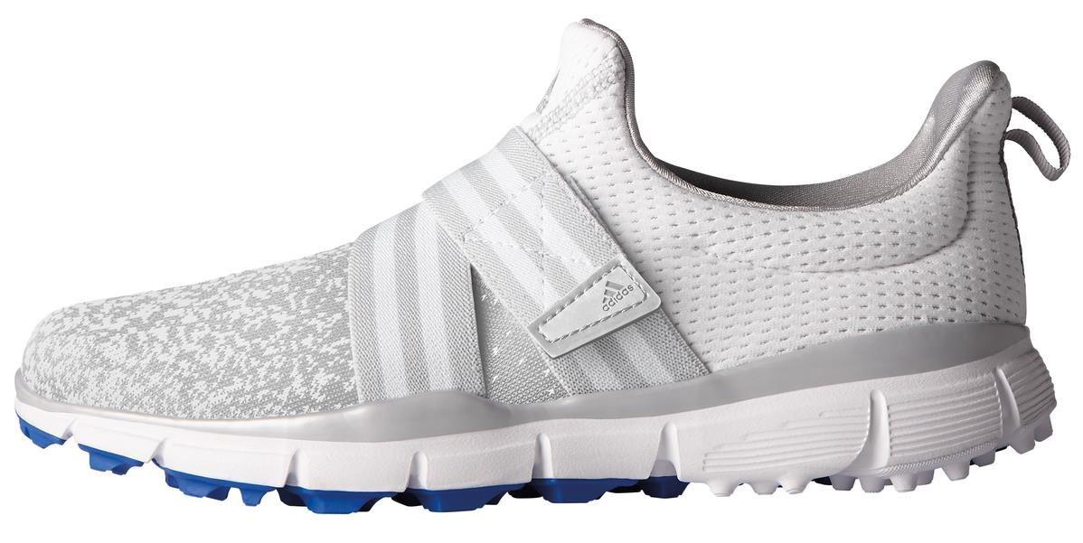 Adidas climacool KNIT dámské golfové boty, bílé bílá, standardní, 5
