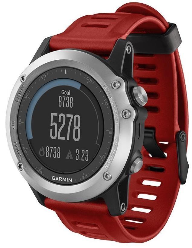 Garmin fenix3 Silver Performer gps chytré hodinky