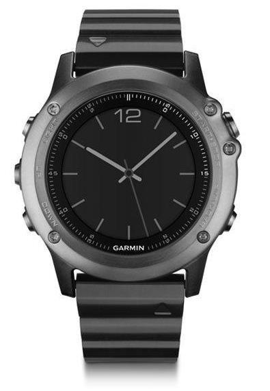 Garmin fenix3 Sapphire Gray gps chytré hodinky