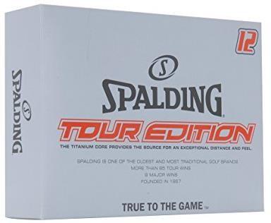 Spalding Tour Edition golfové míčky