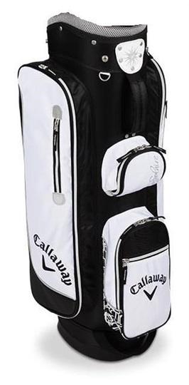 Callaway Solaire 16 Dámský Cart Bag Golf Pro Všechnycz