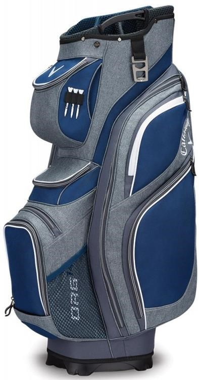 Callaway ORG 14 cart bag, modro/šedo/bílý