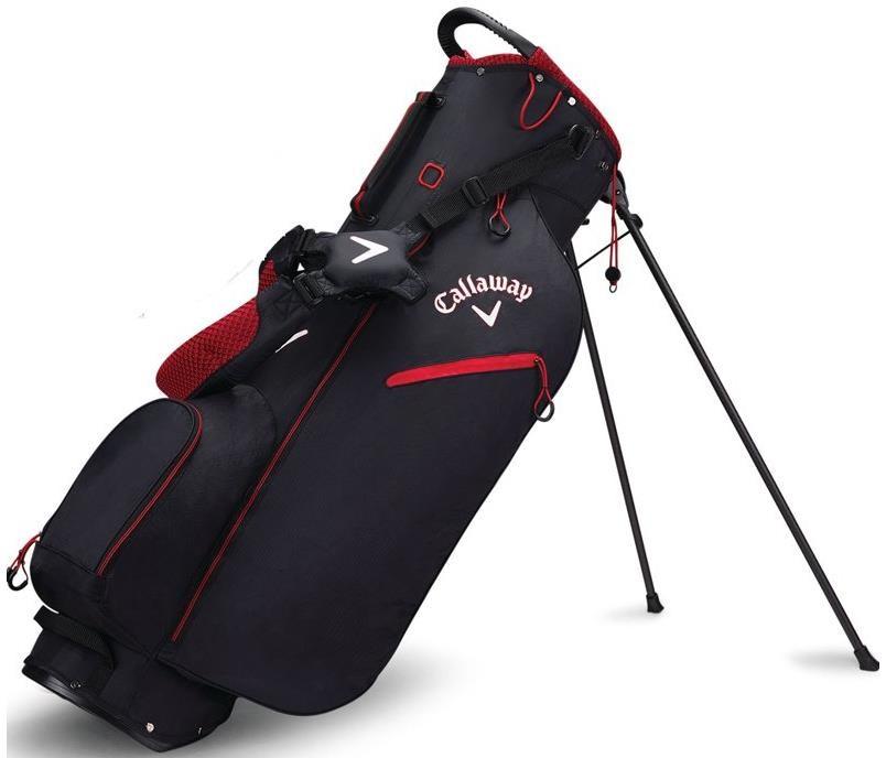 Callaway Hyper-Lite Zero stand bag, černý