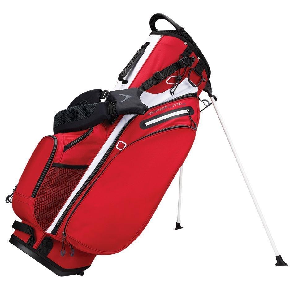Callaway Hyper-Lite 4 Double Strap stand bag