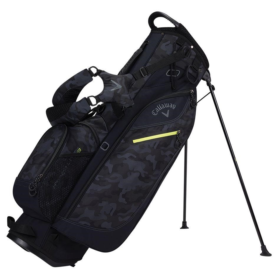 Callaway Hyper-Lite 3 DS stand bag, camouflage