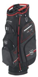 Wilson Staff Nexus III cart bag, černý